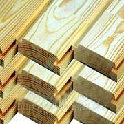 Евровагонка в алматы по цене 1350 тг. за кв. метр из лиственницы и сосны