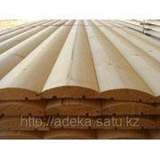 Блок хаус в алматы по цене 3100 тг за метр квадратный из лиственницы и сосны фото