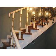 Деревянные лестницы, лестница из бука, лестницы из дерева