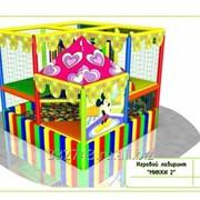 Лабиринт детский Микки - 2, арт. 452 фото