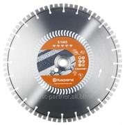 Диск алмазный, бетон-асфальт, S1465 14, 350 мм -25,4/20 40X3,2X10 фото