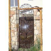 Калитки в Севастополе. Изготовление калиток и ворот в Севастополе фото