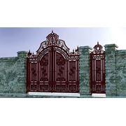 Розпашн ворота в тернопол комплект для откатных ворот в питере