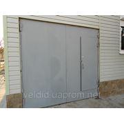 Ворота распашные с калиткой цена в харькове комплектующие для откатных ворот с завода