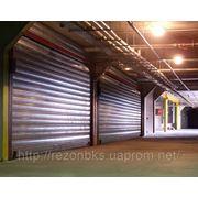 Ворота рулонні сталеві KRISPOL фото