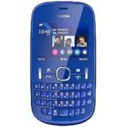 Телефон Nokia 200 Asha Blue фотография