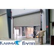 Ролетные ворота для гаражей Симферополь фото