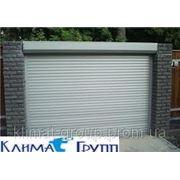 Купить гаражные ворота в Симферополе фото