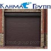 Ролетные гаражные ворота Симферополь фото