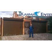Автоматические ролетные ворота Ялта,Алушта,Евпатория фото