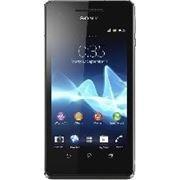 Телефон Sony LT25i Xperia V Black