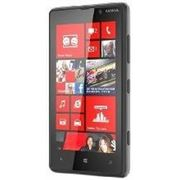 Телефон Nokia 820 Lumia Black фото