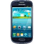 Телефон Samsung I8190 Galaxy S III mini Blue фото