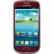 Телефон Samsung I8190 Galaxy S III mini Red фото