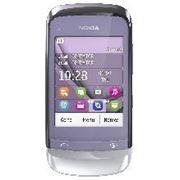 Телефон Nokia C2-06 Lilac фотография