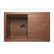 Мойка GranFest GF-Q780L реверсивная 1 секционная фото