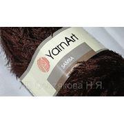 Пряжа для вязания Самба(травка) фото