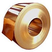 Лента бронзовая 0.7 БрКМц3-1 фото