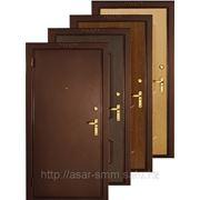Металлические и деревянные двери