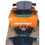 Колодки Nisshinbo PF-2132B фото