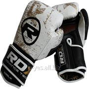 Боксерские перчатки RDX Ultra Gold фото
