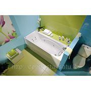 Акриловая ванна прямоугольная KLIO 120x70 POOLSPA (Польша-Испания)