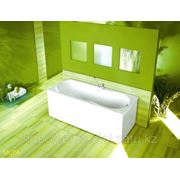 Акриловая ванна прямоугольная MUZA 160x75 POOLSPA (Польша-Испания)