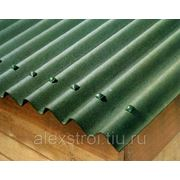 Ондулин Зеленый (2х0,95) лист фото
