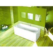 Акриловая ванна прямоугольная MUZA 170x75 POOLSPA (Польша-Испания)