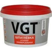 Шпатлевка ВГТ 7.5кг фото