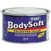 BODY Полиэфирная шпатлевка SOFT 1 кг фото