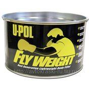 U-POL FLYWEIGHT Эластичная облегченная шпатлевка 1л. в банке FLY/2 фото
