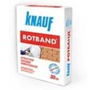 ROTBAND KNAUF штукатурка гипсовая - 30 кг фото