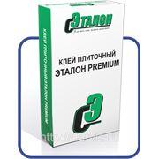 """Клей плиточный """"Эталон-Premium"""" (25 кг) фото"""