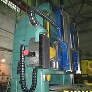 Модернизация карусельных станков фото