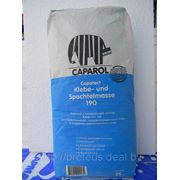 Caparol Capatect-Klebe- und Spachtelmasse 190, 25 кг фото