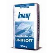 Шпатлевка Knauf Uniflot гипсовая 25 кг