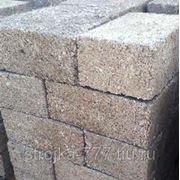 Арболит - блок (дерево-бетон) фото