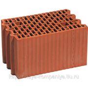 Блок керамический Porotherm 25 фото