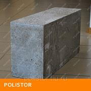 Полистиролбетонный блок D400 стеновой фото
