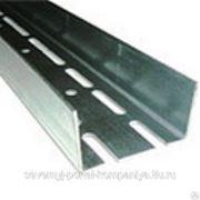 Профиль усиленный для дверных проёмов UA100/40/2 4000 мм Кнауф фото
