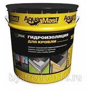 Мастика битумно-резиновая AquaMast фото