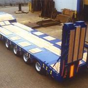 Трал Andover trailers SFCL 63 фото