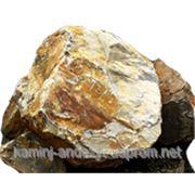 Камінь Андезит для ландшафтного дизайну фото
