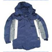 Куртка пуховая фото