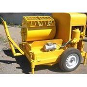 Штукатурная машина УШМ-150 фото