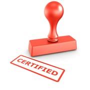 Оперативная сертификация фото