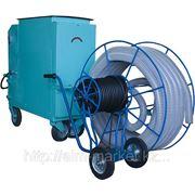 Агрегат для нанесения огнезащитных покрытий СОВ-5 фото