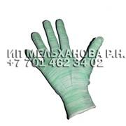 Перчатка рабочая Полоска, вязанная, 80% нейлон, 20% х/б. Без покрытия. фото