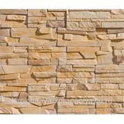 Облицовочный камень Тонкий пласт цвет 23 фото